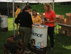 Nutrience-Oakville-Half-Marathon-Runners-Expo-Samples-Booth