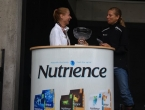Nutrience-Oakville-Half-Marathon-female-winner-trophy