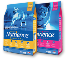 Discover the Nutrience Original line of pet foods.