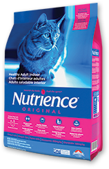 Nutrience Healthy Adult Indoor Cat Dry Food