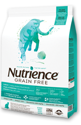 Nutrience Grain Free Dry Cat Food
