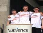 Nutrience-Oakville-Half-Marathon-first-student-relay