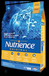 Nutrience Original Healthy Adult Dry Cat Food